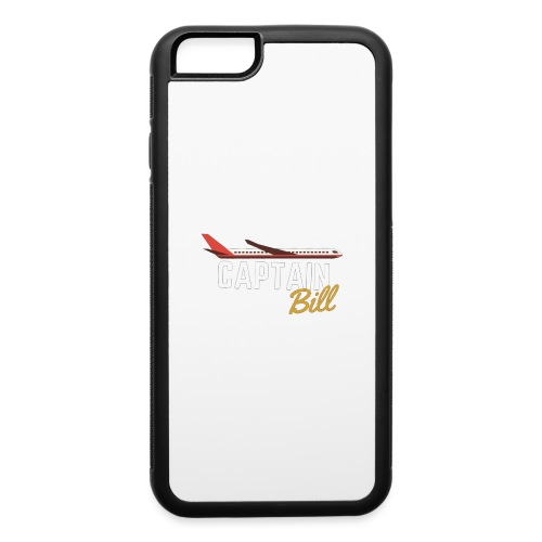Captain Bill Avaition products - iPhone 6/6s Rubber Case