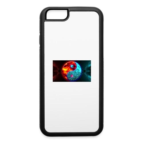 YIN N YANG - iPhone 6/6s Rubber Case