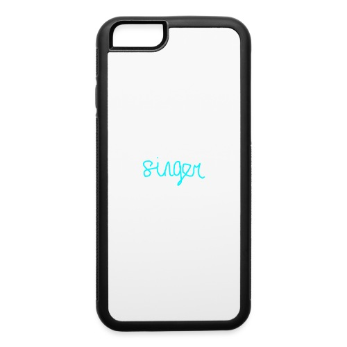 SINGER - iPhone 6/6s Rubber Case