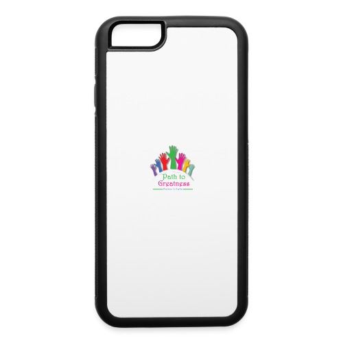 PTG Author's Cafe - iPhone 6/6s Rubber Case