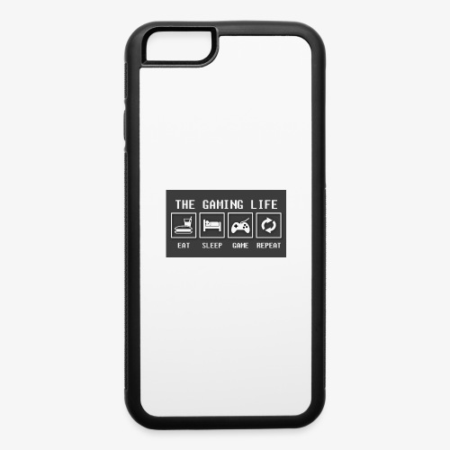 Gaming is life - iPhone 6/6s Rubber Case