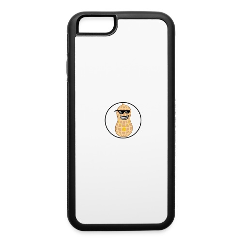 Salty Peanut - iPhone 6/6s Rubber Case