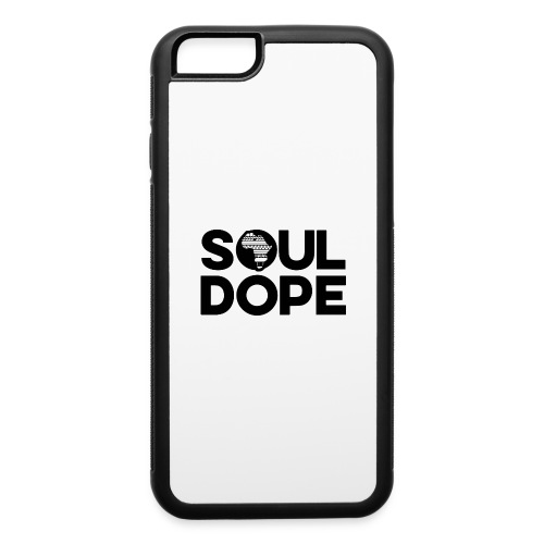 souldope Black Logo - iPhone 6/6s Rubber Case