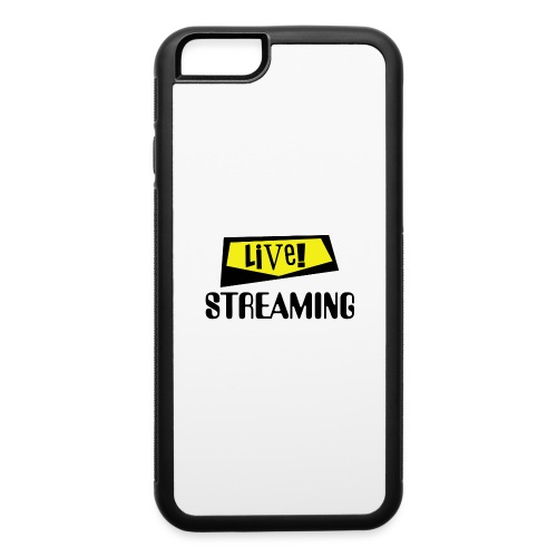 Live Streaming - iPhone 6/6s Rubber Case