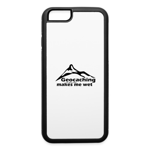 Wet Geocaching - iPhone 6/6s Rubber Case