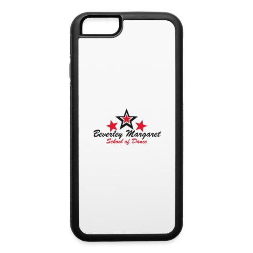 on white teen adult - iPhone 6/6s Rubber Case