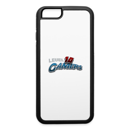 Level10Gamers Logo - iPhone 6/6s Rubber Case