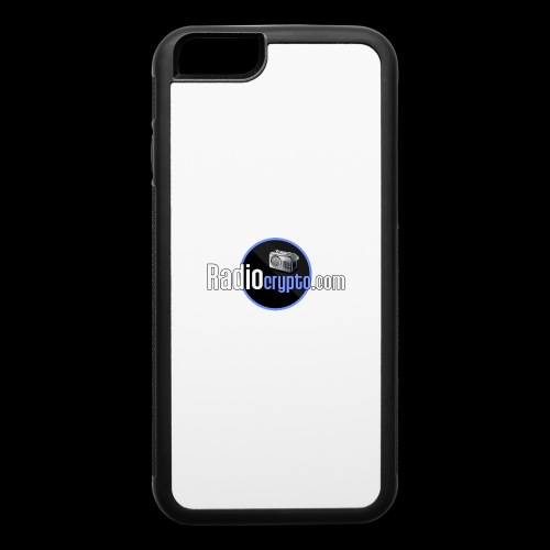 RadioCrypto Logo 1 - iPhone 6/6s Rubber Case