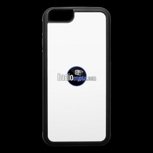 RadioCrypto Logo 1 - iPhone 6/6s Rubber Case