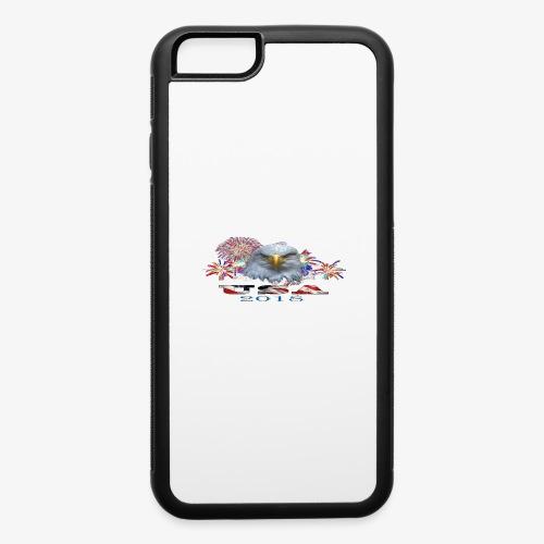 USA EAGLE 2018 - iPhone 6/6s Rubber Case