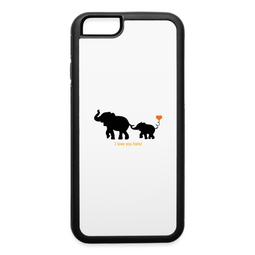 I Love You Tons! - iPhone 6/6s Rubber Case