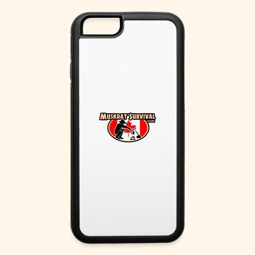 Muskrat Badge 2020 - iPhone 6/6s Rubber Case