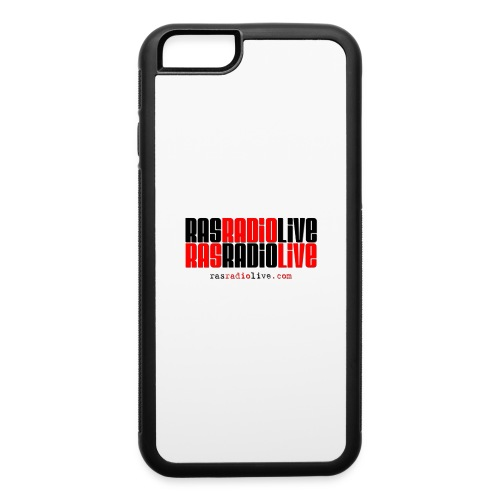 rasradiolive png - iPhone 6/6s Rubber Case