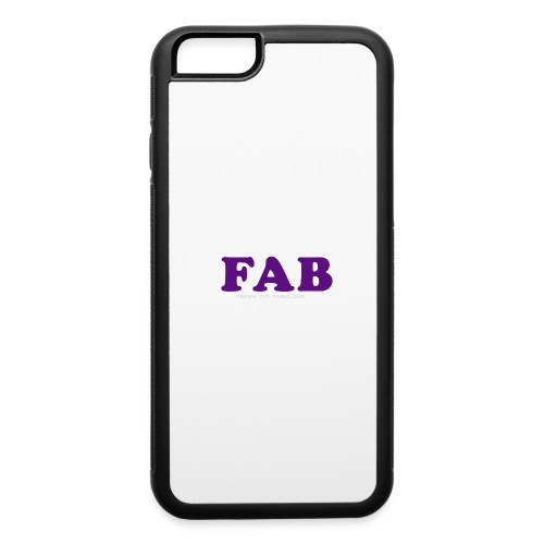 FAB Tank - iPhone 6/6s Rubber Case