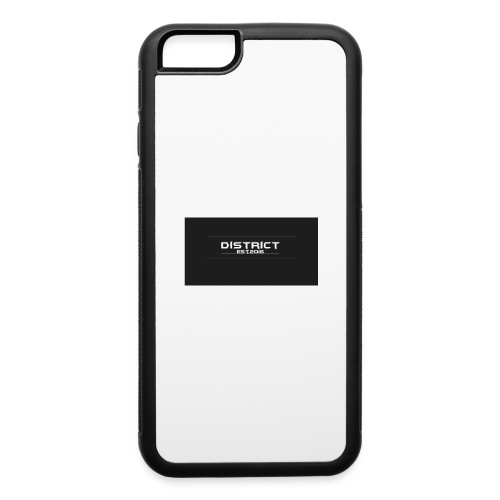 District apparel - iPhone 6/6s Rubber Case