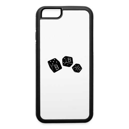 black box_vector2 - iPhone 6/6s Rubber Case