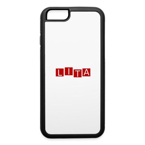 LITA Logo - iPhone 6/6s Rubber Case