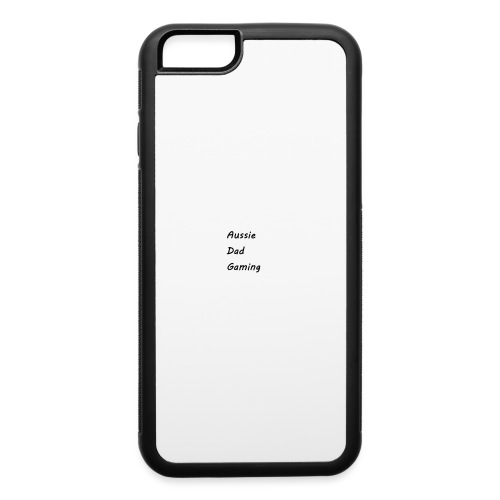 Basic AussieDadGaming - iPhone 6/6s Rubber Case