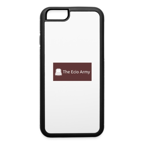 Limited Ecio Army t-shirt - iPhone 6/6s Rubber Case