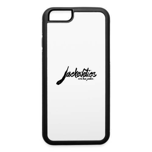 Jackedetics Tag - iPhone 6/6s Rubber Case