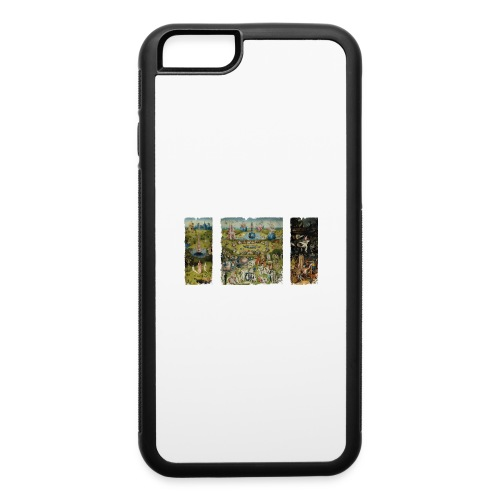 Garden Of Earthly Delights - iPhone 6/6s Rubber Case