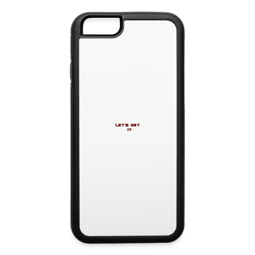 Let's Get It - iPhone 6/6s Rubber Case