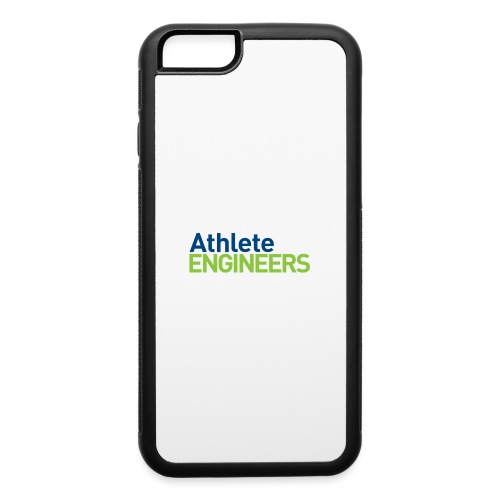 Athlete Engineers - Stacked Text - iPhone 6/6s Rubber Case