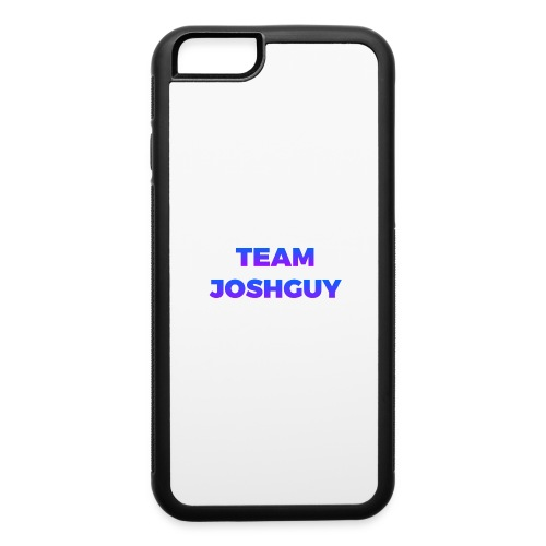 Team JoshGuy - iPhone 6/6s Rubber Case