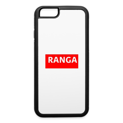 Ranga Red BAr - iPhone 6/6s Rubber Case