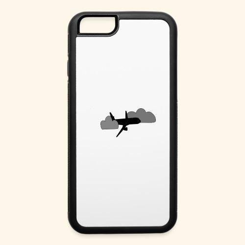 plane - iPhone 6/6s Rubber Case