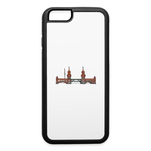 Oberbaum Bridge Berlin - iPhone 6/6s Rubber Case