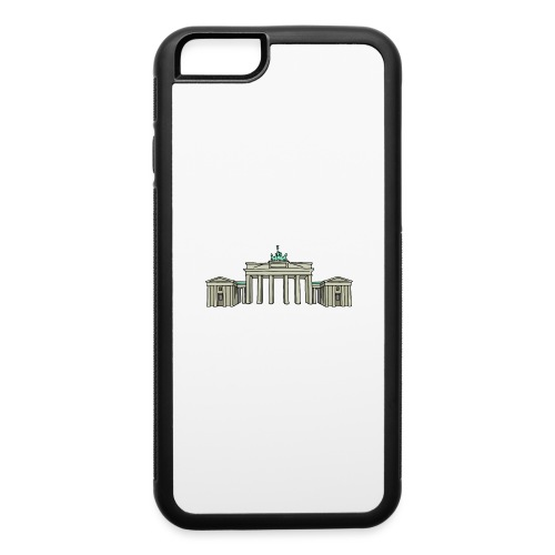 Brandenburg Gate Berlin - iPhone 6/6s Rubber Case