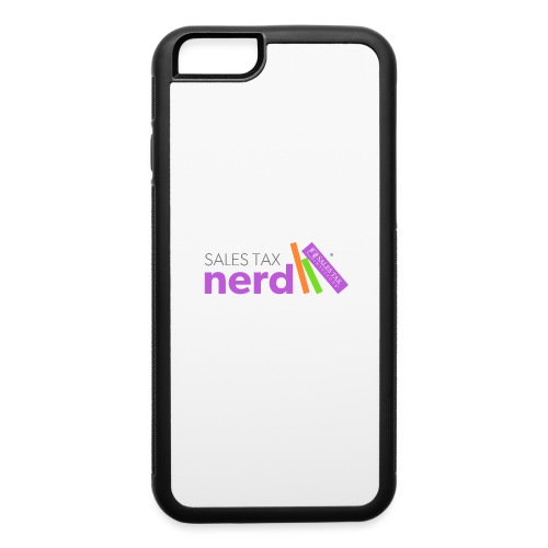 Sales Tax Nerd - iPhone 6/6s Rubber Case