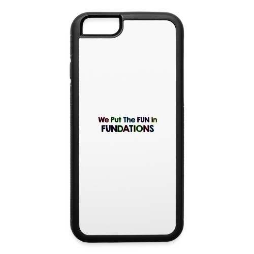 fundations png - iPhone 6/6s Rubber Case