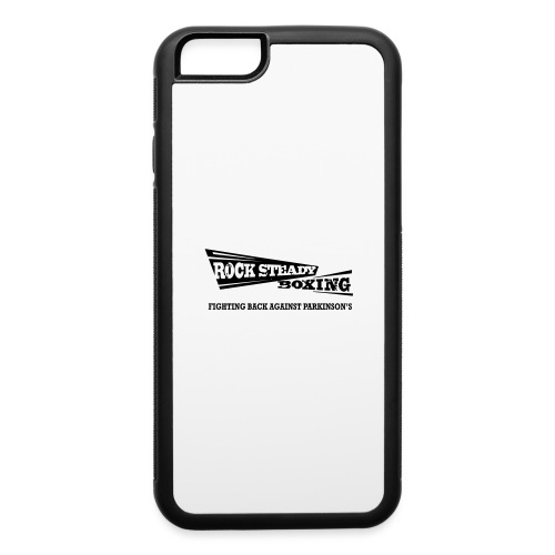 I Am Rock Steady T shirt - iPhone 6/6s Rubber Case