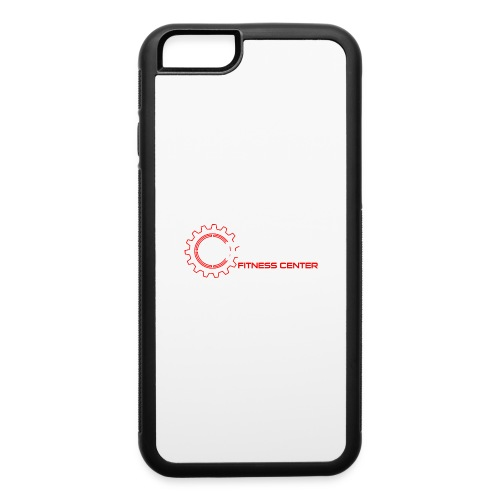 Driven Fitness Horizontal Logo - iPhone 6/6s Rubber Case