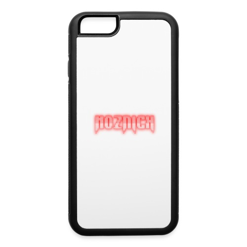 TEXT MOZNICK - iPhone 6/6s Rubber Case