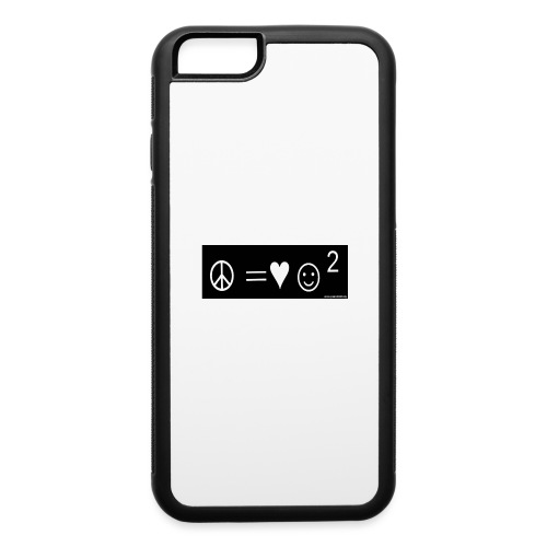 Peace Equals - iPhone 6/6s Rubber Case