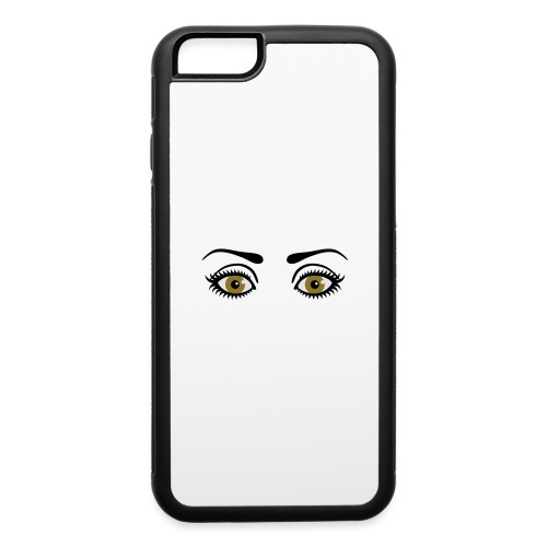 Eyes Wide Open - iPhone 6/6s Rubber Case