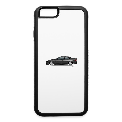 Holden Monaro HSV GTO (V2) Black - iPhone 6/6s Rubber Case