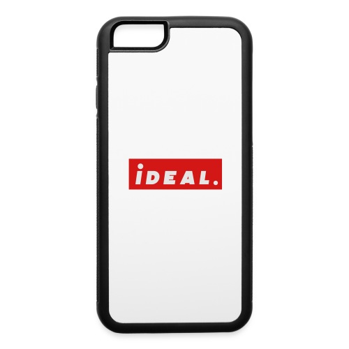 ideal Logo Red - iPhone 6/6s Rubber Case