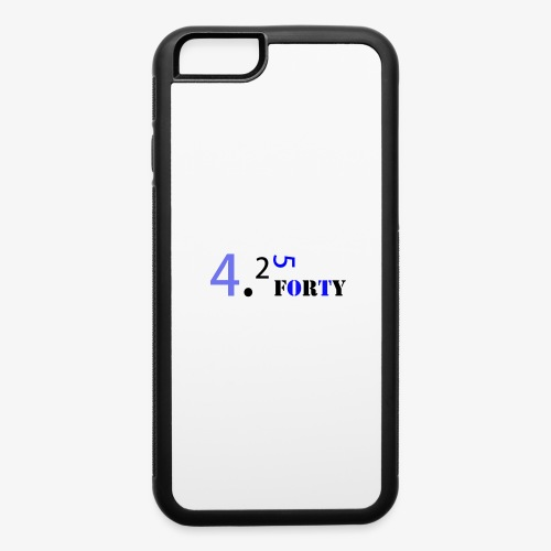Logo 2 - iPhone 6/6s Rubber Case