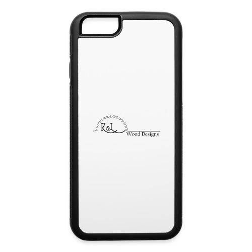 K&L Wood Designs - iPhone 6/6s Rubber Case