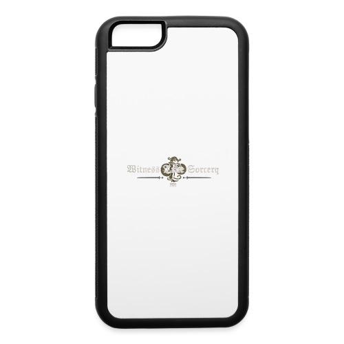 Witness True Sorcery Logo - iPhone 6/6s Rubber Case