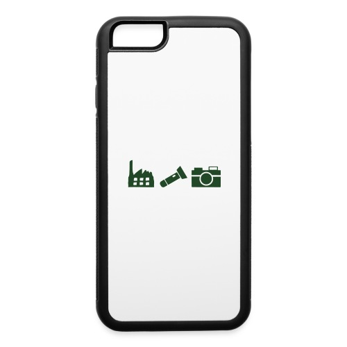DCUE_Icons_Small - iPhone 6/6s Rubber Case