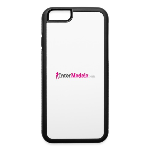 Intermodelo Color Logo - iPhone 6/6s Rubber Case