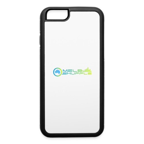 Melbshuffle Gradient Logo - iPhone 6/6s Rubber Case