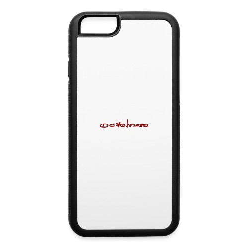 Sign1News in written ASL (Exclusive Design) - iPhone 6/6s Rubber Case