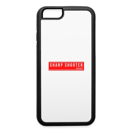 SHARP SHOOTER BRAND 1 - iPhone 6/6s Rubber Case