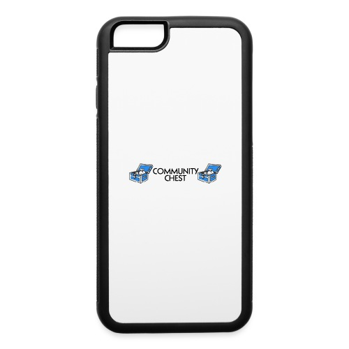 Community Chest - iPhone 6/6s Rubber Case